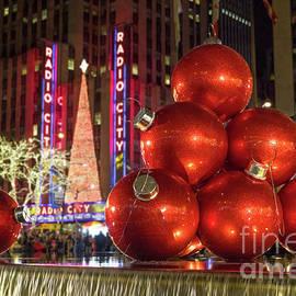 Jerry Fornarotto - Christmas Ornaments NYC