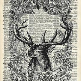 Jacob Kuch - Christmas Stag