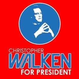 Mike Lopez - Christopher Walken For President