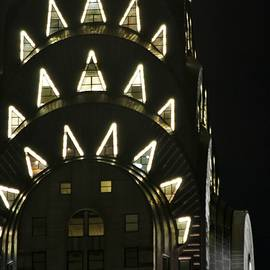 Christopher Woods - Chrysler Building at Night