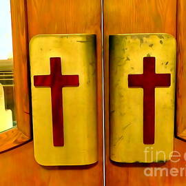 Ed Weidman - Church Door Handles