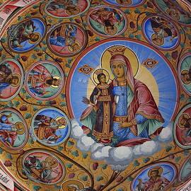 Rumyana Whitcher - Church Frescoes From Rila Monastery