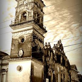 Trude Janssen - Church in Nicaragua