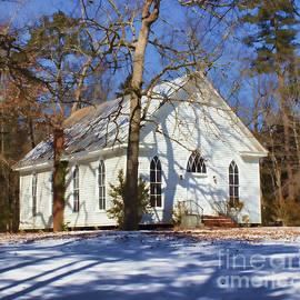 Roberta Byram - Church in the Wood