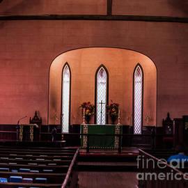 Thomas Marchessault - Church Interior