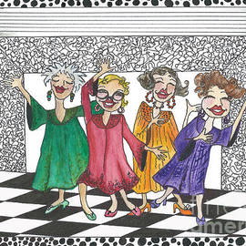 Nan Wright - Church Ladies