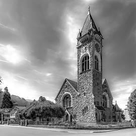 Mah FineArt - Church of Walenstadt 2