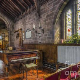 Ian Mitchell - Church Piano