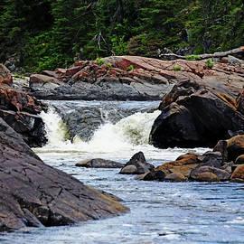 Debbie Oppermann - Chutes On The Wanapitei River