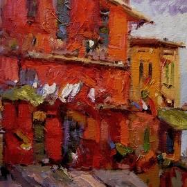 R W Goetting - Cinque colors