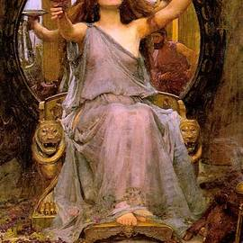 Olivia  Bonham - Circe Offering The Cup To Ulysses