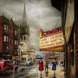 Mike Savad - City - Amsterdam NY - Life begins 1941