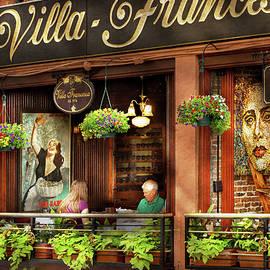 Mike Savad - City - Boston MA - Villa Francesca