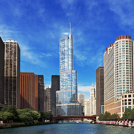 Mike Savad - City - Chicago IL - Trump Tower