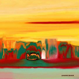 Lenore Senior - City in the Southwest