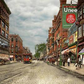 Mike Savad - City - Lowell MA - A dam good company 1908