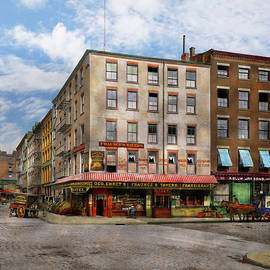 Mike Savad - City - New York NY - Fraunce
