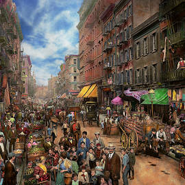 Mike Savad - City - NY - Flavors of Italy 1900