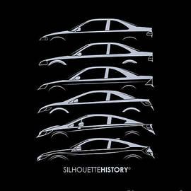 Civil Coupe SilhouetteHistory - Gabor Vida