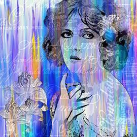 Saundra Myles - Clara Bow I