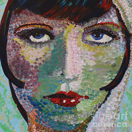 Robert Yaeger - Clara Bow Portrait