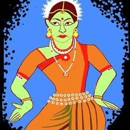 Anand Swaroop Manchiraju - Classicaldancer-2