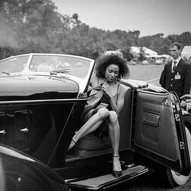 Cyril Jayant - Classic Cars and a Classic Lady