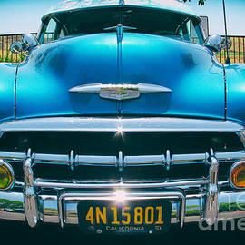 Mariola Bitner - Classic Chevrolet Bel Air
