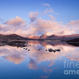 Justin Foulkes - Clearing storm over Lochan na h
