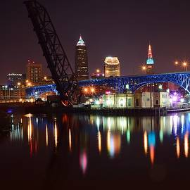 Frozen in Time Fine Art Photography - Cleveland Colors