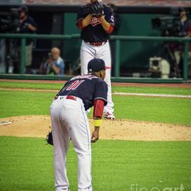 Janice Rae Pariza - Cleveland Indians Night Game