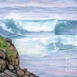 Sarah Batalka - Cliff By The Sea