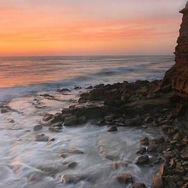 Scott Cunningham - Cliffside Sunset