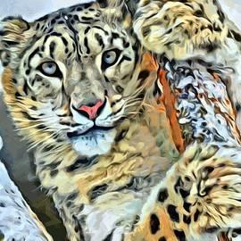Scott Wallace - Climbing Leopard