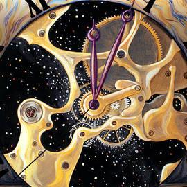 Stoyanka Ivanova - Clock of Universe