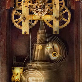 Mike Savad - Clockmaker - The Mechanism