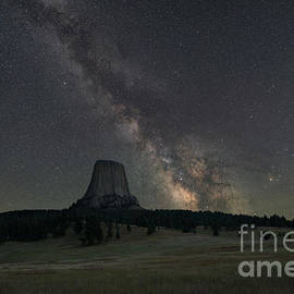 Close Encounters Of The Third Kind Devils Tower