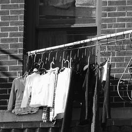 Gayle Deel - Clothes Line