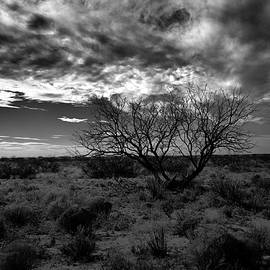 Jeff Swan - Clouds over Jal New Mexico