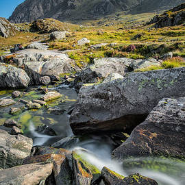 Clouds Over Tryfan - Adrian Evans