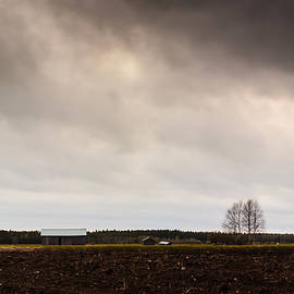 Jukka Heinovirta - Cloudy Day On The Fields