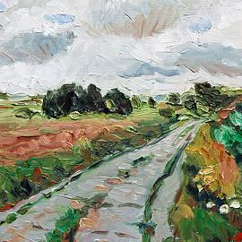 Stefan Boettcher - Cloudy Sky
