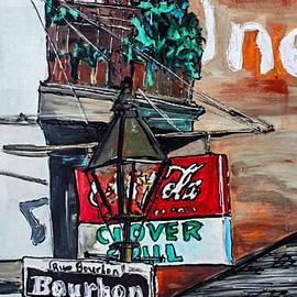 Paula   Baker - Clover Grill - New Orleans