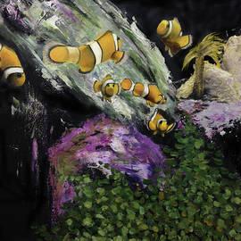 Elisenda Vila - Clownfish