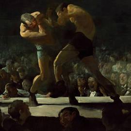 Club Night - George Bellows