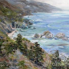 Lori Pittenger - Coastal Bliss at Big Sur