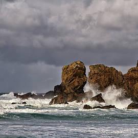Robert Murray - Coastal Erosion