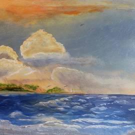 Sharon Eng - Coastal Rain
