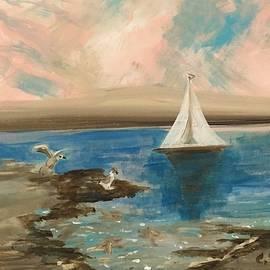 Christina Schott - Coastal View