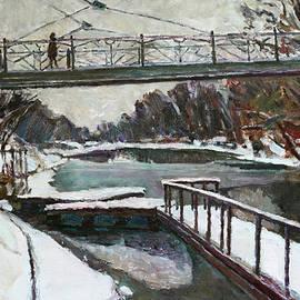 Juliya Zhukova - Coasts of winter